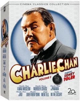 Charlie Chan, Volume 5