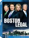 Video/DVD. Title: Boston Legal - Season 4