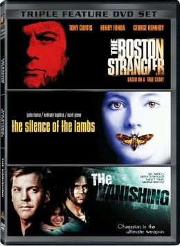 Boston Strangler/the Silence of the Lambs/the Vanishing
