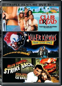 Dying of Laughter Triple Feature (3pc) / (P&s Ws)