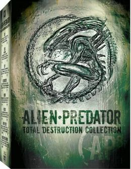 Alien Predator Total Destruction Collection