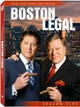Video/DVD. Title: Boston Legal - Season 5