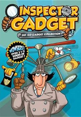 Inspector Gadget: the Go, Go Gadget Collection