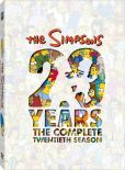 Video/DVD. Title: The Simpsons - Season 20