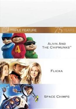 Alvin and the Chipmunks/Flicka/Space Chimps