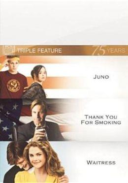 Juno/Thank You for Smoking/Waitress