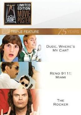 Dude, Where's My Car?/Reno 911!: Miami/the Rocker