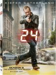 Video/DVD. Title: 24: Season 8 - The Complete Final Season