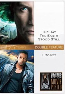 Day the Earth Stood Still/I, Robot