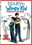 Video/DVD. Title: Diary of a Wimpy Kid: Rodrick Rules