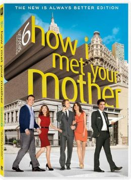 How I Met Your Mother: the Complete Season 6