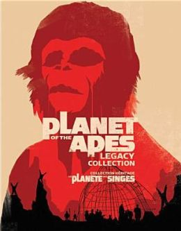 Planet of the Apes 5-Film Collection