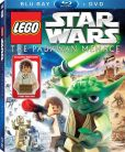 Video/DVD. Title: LEGO Star Wars: The Padawan Menace
