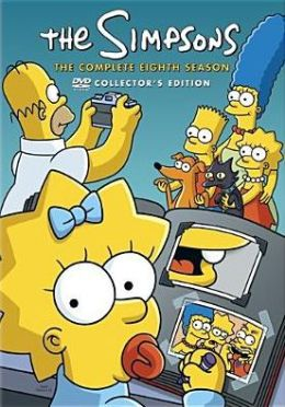 Simpsons: the Complete Eighth Season