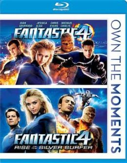 Fantastic Four/Fantastic Four: Rise of the Silver Surfer