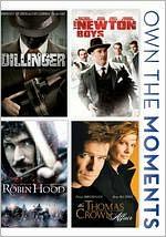 Dillinger/the Newton Boys/Robin Hood/the Thomas Crown Affair