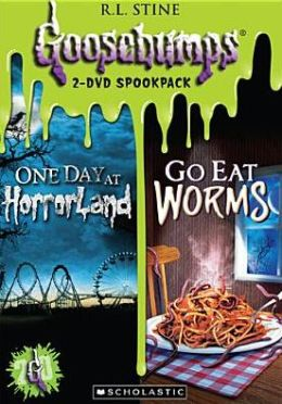 Goosebumps: One Day at Horrorland/Go Eat Worms!