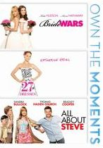 Bride Wars/27 Dresses/All about Steve