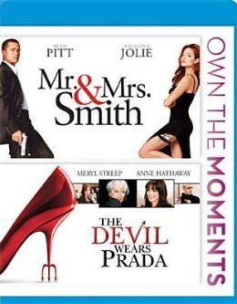 Mr. & Mrs. Smith/the Devil Wears Prada