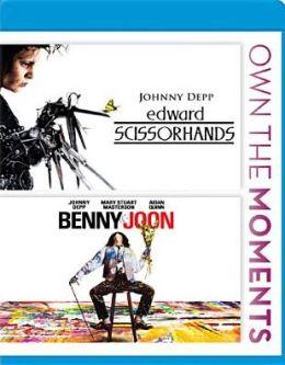 Edward Scissorhands/Benny & Joon