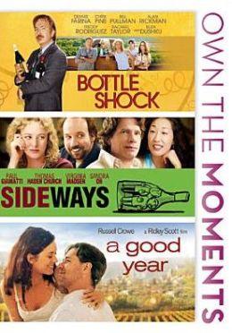 Bottle Shock/Sideways/a Good Year