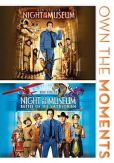 Video/DVD. Title: Night at the Museum 1 & 2