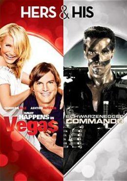 What Happens in Vegas/Commando