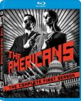 Video/DVD. Title: The Americans: The Complete First Season
