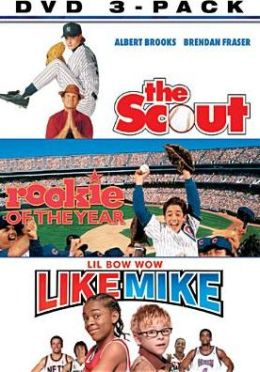 Sports Pack: like Mike/Rookie of the Year/the Scout