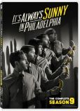 Video/DVD. Title: It's Always Sunny In Philadelphia: Season 9