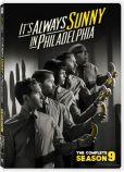 Video/DVD. Title: It's Always Sunny in Philadelphia: Season 9