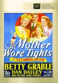 Video/DVD. Title: Mother Wore Tights