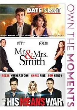 Date Night/Mr. & Mrs. Smith/the Means War