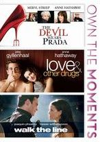 Devil Wears Prada/Love & Other Drugs/Walk the Line