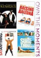Moonstruck/Raising Arizona/Say Anything/the Sure Thing