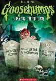Video/DVD. Title: Goosebumps: Monster Blood / Night Of Living Dummy