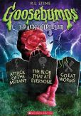 Video/DVD. Title: Goosebumps: Attack of the Mutant/the Blob That Ate Everyone/Go Eat Worms!