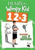 Video/DVD. Title: Diary Of A Wimpy Kid 1 & 2 & 3