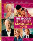 Video/DVD. Title: The Second Best Exotic Marigold Hotel