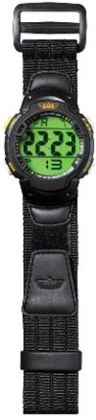 Uzi Uzi-89-N Uzi Guardian Digital Watch Uzi-89-N With Nylon Strap