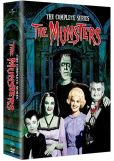 Video/DVD. Title: The Munsters - The Complete Series