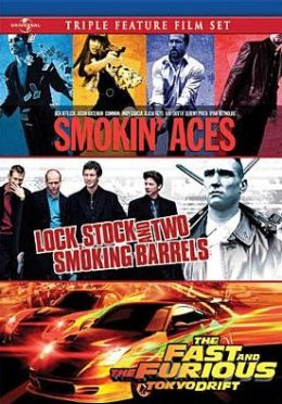 Smokin Aces/Lock, Stock & Two Smoking Barrels