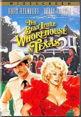 Video/DVD. Title: The Best Little Whorehouse in Texas