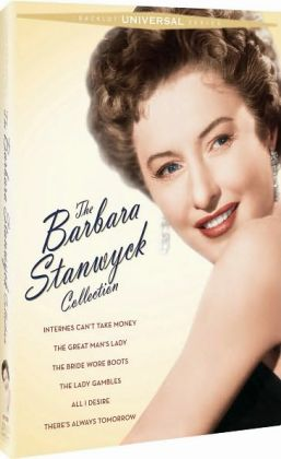Barbara Stanwyck Collection: Universal Backlot Series