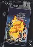 Video/DVD. Title: Abbott and Costello Meet Frankenstein