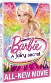 Video/DVD. Title: Barbie: A Fairy Secret