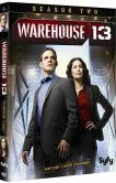 Video/DVD. Title: Warehouse 13: Season Two