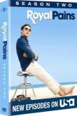 Video/DVD. Title: Royal Pains: Season Two