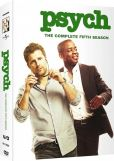 Video/DVD. Title: Psych: The Complete Fifth Season