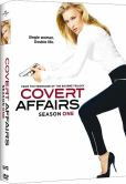 Video/DVD. Title: Covert Affairs: Season One